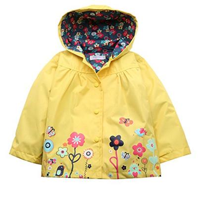 0021f173f6bd Qoo10 - Arshiner Girl Baby Kid Waterproof Hooded Coat Jacket Outwear ...