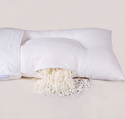 brand new 86645 809b7 [ASCLOUD] A-001 - BIG SALE! Adjustable Latex Foam Pillow, Washable Cotton  Cover With 4.4 Pounds Stuf
