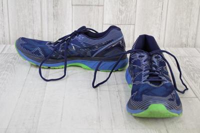pretty nice 3251b 565fa ASICSASICS Asics Gel Nimbus 19 Lite Show Running Shoes-Mens size 12 Blue