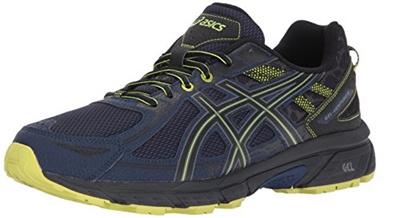 246b67b35127 Qoo10 - ASICS Mens Gel-Venture 6 Running-Shoes   Sports Equipment
