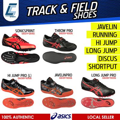 ae5ed4cb47a91 ASICS TRACK AND FIELD SHOES JAVELIN RUNNING HI JUMP LONG JUMP DISCUS  SHORTPUT SPRINT SPIKE