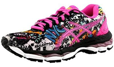 brand new 5fa62 f8f2f ASICSASICS Womens GEL-Nimbus 17 NYC Running Shoes
