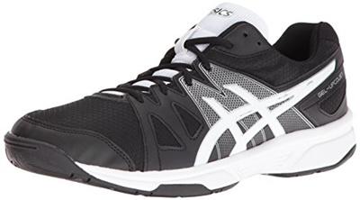 5bf87219d Zapato plateado y gel Qoo10 blanco cancha para ASICS voleibol negro de  hombre de aqqOwT7f5