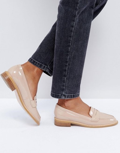 5ed669e435f6 Qoo10 - ASOS MUNCH Loafer Flat Shoes   Shoes
