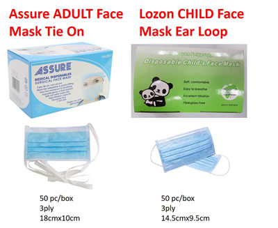 face mask surgical kids