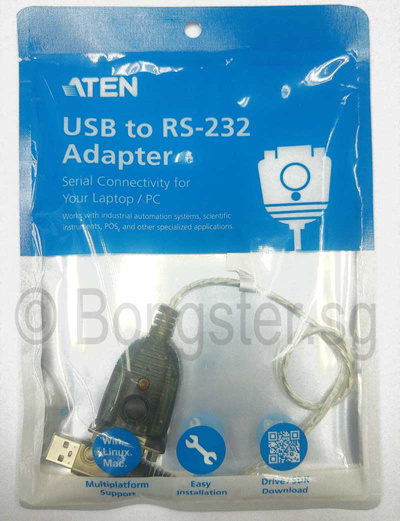 ATEN UC232A USB TO SERIAL ADAPTER WINDOWS 10 DRIVERS DOWNLOAD