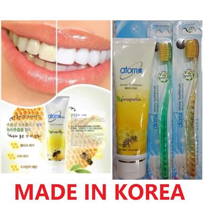 Qoo10 Korea Popular Oral Care Propolis Toothpaste And