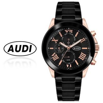 Qoo AUDI Audi Watch ADGDBK Men S Metal Watch Korea - Audi watch