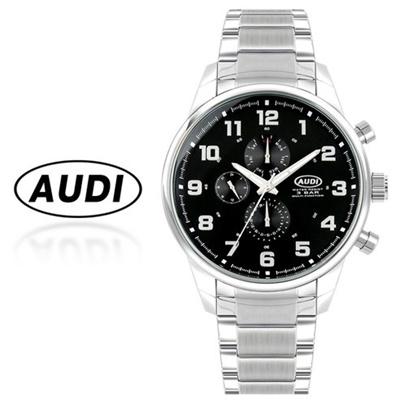 Qoo AUDI Audi Watch ADBK Men S Metal Watch Korea Style - Audi watch