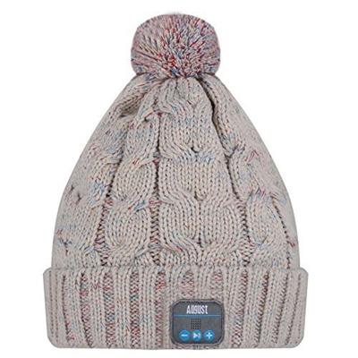 Qoo10 - August EPA30 - Bluetooth Headphone Cable Knit Hat - Ideal Christmas  Gi...   Computer   Game d927f3da4e1