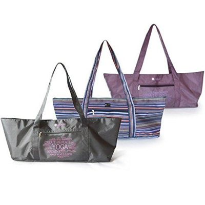 d7273ce93e2f9 Qoo10 - (Aurorae) Yoga Mat Bags DIRECT FROM USA Aurorae Yoga Mat Tote Bag