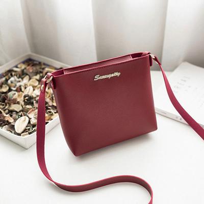 45ccda1c0e58 authentic 2018 Female Brand HandBag Woman Messenger Bags Lady Solid Flap  Women Fashion pu Leather Sh