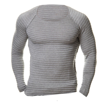 9bd63cb3ef5197 authentic 2018 Men s Muscle T Shirts Crossfit Tee Top Long Sleeves Crew  Neck Men Tees