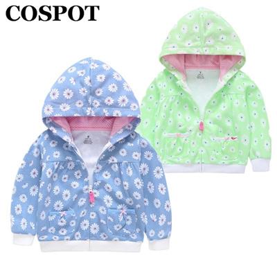 87b5a519a Qoo10 - authentic COSPOT 2018 New Arrival Girls Coat Spring Zipper ...
