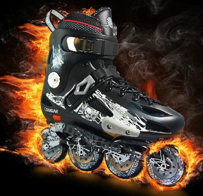 7c537de0412 Qoo10 - COUGAR ROLLER SKATES : Sports Equipment