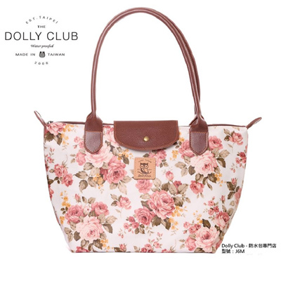 Authentic Dolly Club Leather Shoulder Bag Made In Taiwan 100 Waterproof Cute