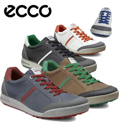 the best attitude a few days away cheapest price Authentic ECCO Mens Street Retro golf shoes