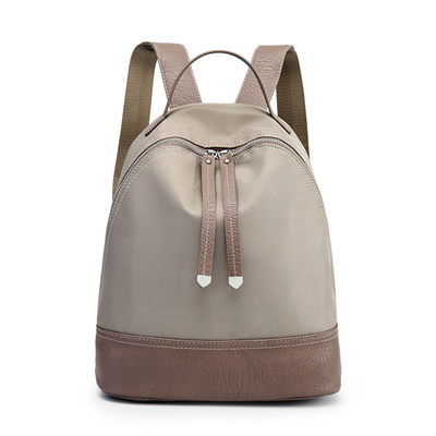 authentic Fashion Genuine Leather Backpack Kanken Women Bags Preppy Style  bags Motorcycle female bac b73991252dab4