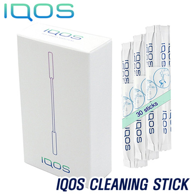 ◆Authentic◆ IQOS Cleaning Stick for 2 4plus 30pcs / Electronic Heated  Product