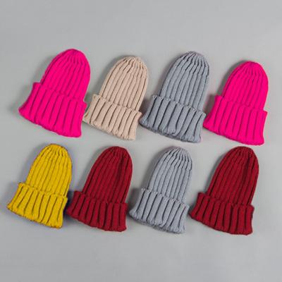 Toddler Girl/&Boy Baby Infant Winter Crochet Knit Hat Beanie Cap Scarf Set CN