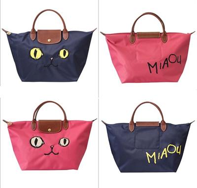 6ffff5a3caaa Qoo10 - Authentic Le pliage Miaou tote bag 2605576   1899576 ...