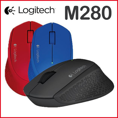 7a17ecb38c5 ◇Authentic◇Logitech Wireless Mouse M280 Gaming Mouse