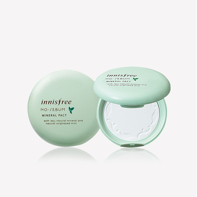 Qoo10 - AUTHENTIC Made in Korea Innisfree No Sebum Mineral Pact 8.5g oil contr... : Cosmetics