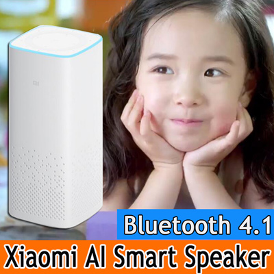 Authentic Xiaomi AI Speaker Smart Control Bluetooth 4 1 Built-in Speaker  x6pcs 256MB Dual Band WiFi
