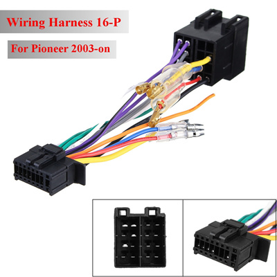 Tremendous Qoo10 Auto Car Stereo Radio Mp3 Mp4 Mp5 Iso Wiring Harness Wiring Cloud Hisonuggs Outletorg