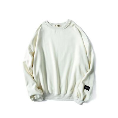 bbaec36d7a4a Qoo10 - Autumn oversize Korean men loose long sleeve sweater men ulzzang  lover...   Men s Apparel