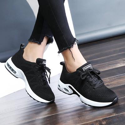 893ce83b095 Qoo10 - Autumn Sneakers female black Korean Style hundred lap Casual thick  bot...   Men s Bags   Sho.