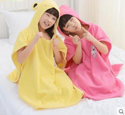 Qoo10 - Children Bathrobe   Kids Fashion 779ace512