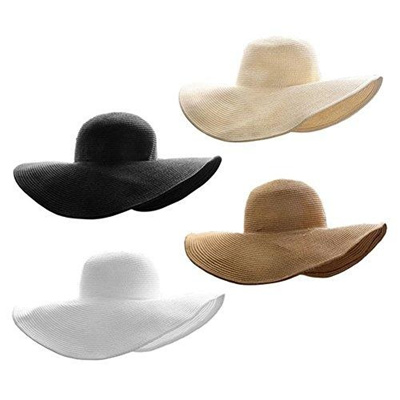 3f38a231c89b7 Qoo10 - (Ayliss®) Accessories Hats DIRECT FROM USA Ayliss® Women Floppy  Derby ...   Fashion Accessor.