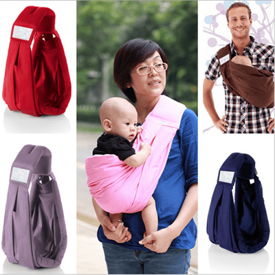 Qoo10 Babasling Baby Carrier Baby Sling Baby Backpack Carrier