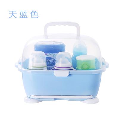 Qoo10 Baby bottle storage box large drying rack portable baby
