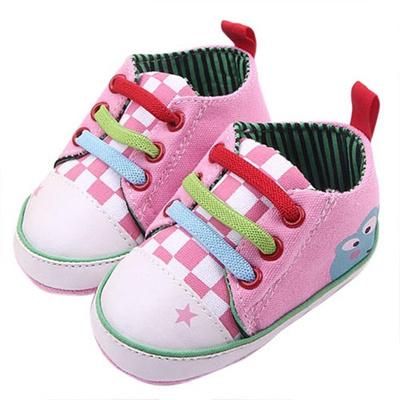 8088b11e Qoo10 - Baby Girls Toddler Frog Pattern Sport Shoes Soft Bottom children  footw... : Baby & Maternity