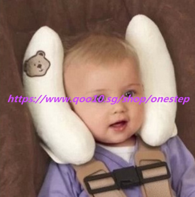 Qoo10 - Baby Head Support Baby Car Seat Headrest Adjustable Headrest