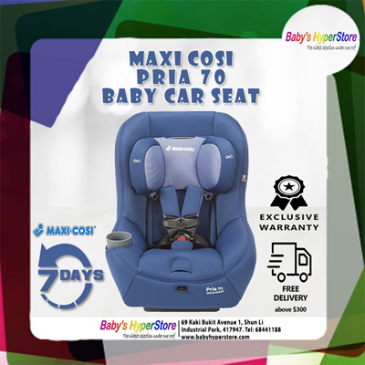 Maxi Cosi Pria 70 7 Days Easy Return LOCAL Seller Warranty 1 Year