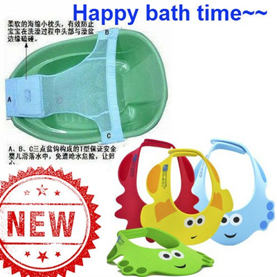 Qoo10 - Baby kid bath bed /soft slip-resistant bath net/ mesh sling ...