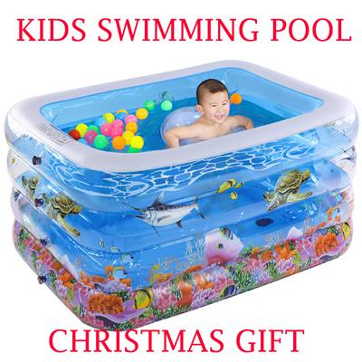 Qoo10 - Baby Kids Children Swimming Pool / Swimming Tub/Baby pool ...