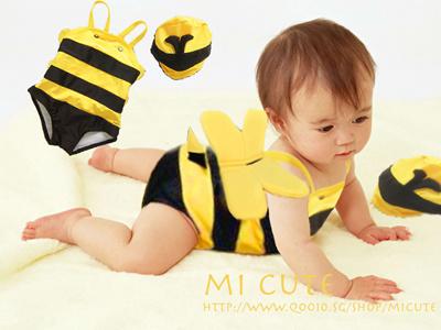 c714ee8d23 Qoo10 - cute baby swimwear   Baby   Maternity