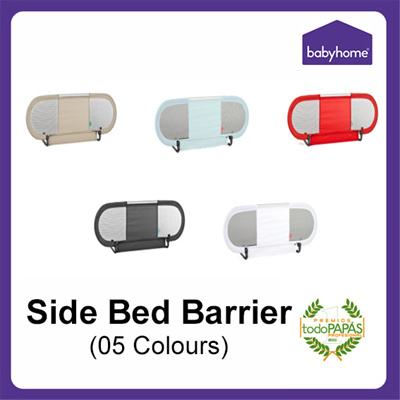 babyhome side bed rail instructions