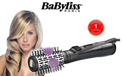 73+ Buy Babyliss 2736e Beliss Brushing Rotating Brush 4 Attachments ... 8f167643ee2
