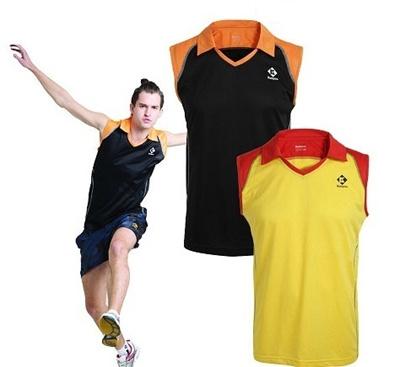 213a9c5da1e9b5 Qoo10 - Badminton Sports Men Short Sleeve Jersey Shirt KUMPOO   Sports  Equipment