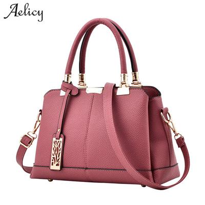 8d7ab90aebe8 Qoo10 - Bag Women Pu Leather Tote Brand Name Bag Ladies Handbag Lady  Evening B...   Bag   Wallet