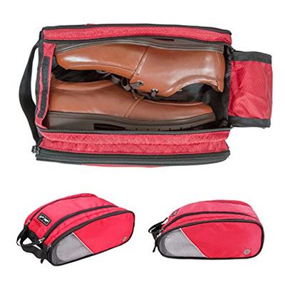 0565e9ef9f85 Qoo10 - BAGSMART Portable Travel Shoe Bags Gym Sport Sack Organizer ...