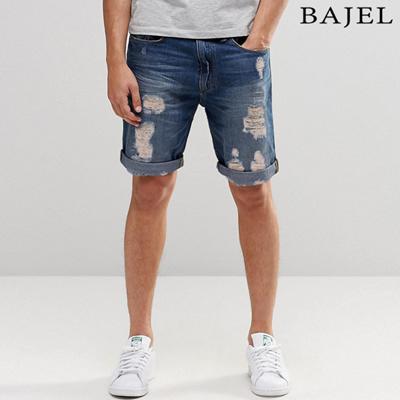 76caa14a Fast Shipping[BJ408]Denim Shorts/Men Pant/Jeans Shorts/Chino Shorts