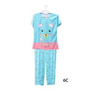 Qoo10 - Baju Tidur Piyama Dewasa  Baju Tidur + Celana C   Pakaian ... ab30d326bb