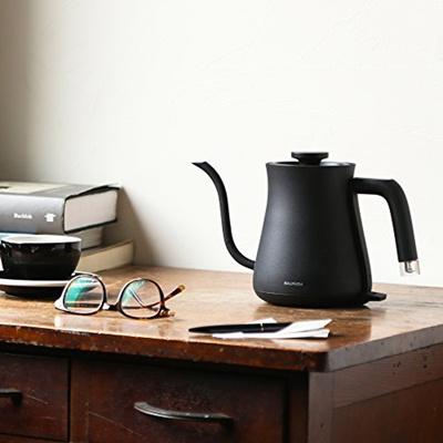 발뮤다 더팟 전기포트 K02A [블랙/화이트] BALMUDA The Pot
