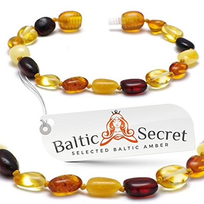 Baltic Secret NEW Amber Bracelet Anklet kCeWFh